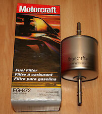Ford Mororcraft Benzinfilter FG-872 F150 F250 F350 Explorer Expedition etc.
