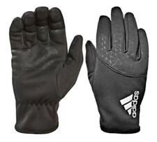 Women's Adidas Sonrya Climawarm Touchscreen Running Gloves, Size Large. Black.