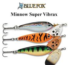 Blue Fox Super Vibrax Minnow Spinner bait BFMSV, New, available different size
