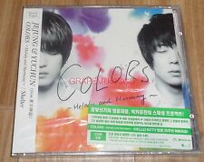 JEJUNG&YUCHUN JYJ COLORS ~Melody and Harmony JAPAN SINGLE K-POP CD SEALED