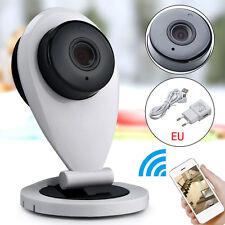 Good 720P Wireless HD Mini IP Wifi Smart Camera CamHome Security Monitor EU Plug