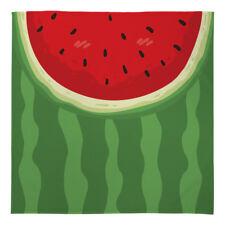 Large Warm Blanket Fleece Throw Watermelon Fruit Design Bed Chair Sofa Car