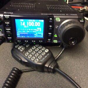 Icom IC7000 HF Transceiver