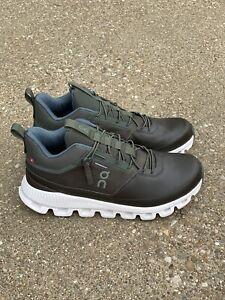 On Cloud Hi Waterproof Men's Size 8 M Running Shoe Sneaker Fir/umber