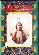 The Way West: The War for the Black Hills, 1870-1876 (DVD) New