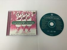 Andrews Sisters Collection 18 trk The Best of CD  - MINT