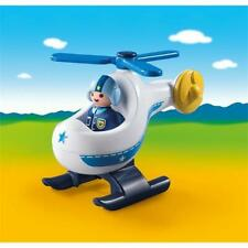 PLAYMOBIL 9383 1.2.3. - Police helicopter