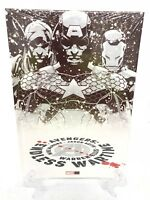 Avengers Endless Wartime Graphic Novel Marvel Comics HC Hard Cover New Sealed