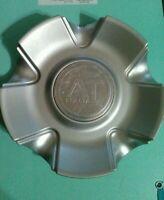 AT Italia Wheels Custom Silver Snap On WHEEL CENTER CAP Part # A824