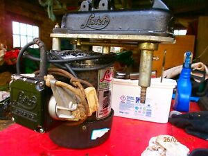 Sheep shearing unit LISTER 3 speed set plus many accessories / CUTTERS