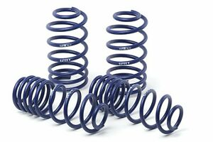 H&R Sport Springs fits Porsche Cayenne S w/o air suspension 2003-10