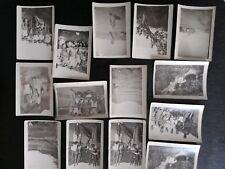lotto 14 fotografie coloniali africa orientale