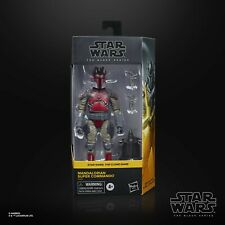Star Wars The Black Series Clone Commander Bly 6 Inch Action Figure Hasbro