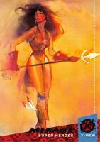 MIRAGE / X-Men Fleer Ultra 1994 BASE Trading Card #44