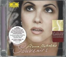 ANNA NETREBKO / SOUVENIRS * NEW CD 2008 * NEU *