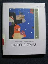 One Christmas [Library Binding] [Jan 01, 1989] Yohji Izawa