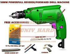 10 MM  400 WALT POWERFUL REVERSE / FORWARD  DRILL MACHINE.