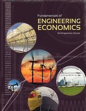 Fundamentals of Engineering Economics by Kal Renganathan Sharma (2011,...
