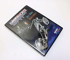 American Chopper Jet Bike Biketober Pilot DVD Discovery Channel