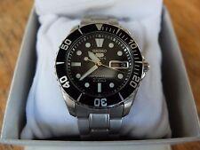 Seiko 5 Sports Men's Automatic Watch (Sea Urchin) - See Description