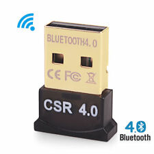 Bluetooth V4.0 USB 2.0 Adapter Mini Dongle Stick EDR Dual-Mode HighSpeed Dongle