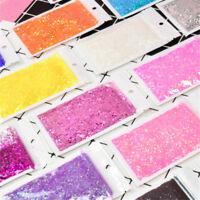 Pack of 30 gram Multi-colors Glitter Powder Face Body Nail Art Crafts Decor