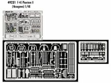 Eduard 1/48 F-4E Phantom II colour etch for Hasegawa kit # 49231