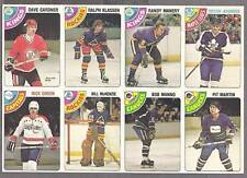 1978-79 OPC Proof 8-Panel,Pit Martin,Rick Green,Gardner