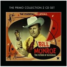 Bill Monroe - The Father Of Bluegrass: The Essential Recordings [CD]