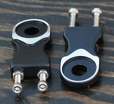 "Fixie Track Bike Chain Adjusters Tensioner BMX Fixed Gear Bicycle 3/8"" 10mm Axle"