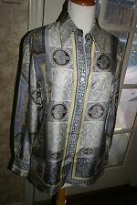 Etro Paisley silk shirt sz 42 NWOT