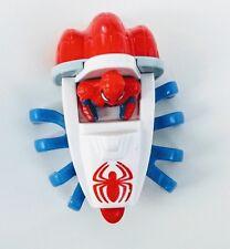 1995 McDonald's Spider-Man #4 Webrunnder Spiderman Transport Car Web Runner