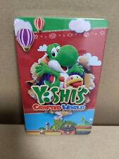 Yoshi's Crafted World - Steelbook - Custom - new - Switch - no game