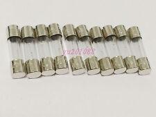 New 10pcs 2A F2A 250V Electric current 5x20mm Quick Blow Glass Fuses