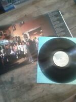 EAGLES  HOTEL CALIFORNIA LP Record w/ POSTER 1976 Asylum 7E-1084 Gatefold