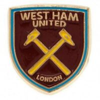 NEW Official Merchandise West Ham United Football Crest Badge 2016