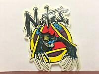 Skateboard Sticker, NATAS, Santa Monica Airlines, Beautiful Colors, Collector