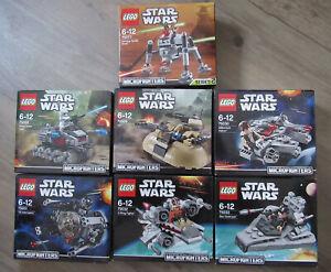 Lego Star Wars Microfighters Choisir: 75028 75029 75030 75031 75032 75033 75077