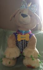 Jumbo Groovy Girls Petrageous Dog Skamp 2005 Manhattan Toy Company Plush