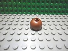Lego 1 Copper 2x2 round dome brick block NEW