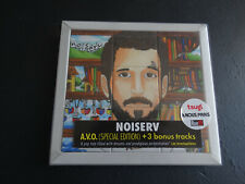 CD NOISERV - ALMOST VISIBLE ORCHESTRA / neuf