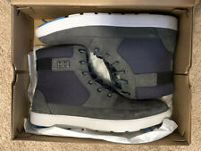 Helly Hansen Stockholm Casual Sneaker Boots - Men's Size 10.5 Charcoal Ash Grey