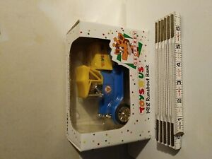 NIB, Toys R Us Car Coin Bank, Truck, 1918 Runabout, Early 90's