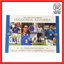 The Upper Deck Company Italy Azzurra Premium Collectable Cards Set Boxed 1997