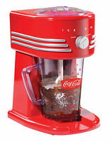 Nostalgia FBS400COKE Coca-Cola Series Frozen Beverage Maker