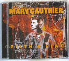 MARY GAUTHIER - FILTH & FIRE - CD Nuovo Unplayed