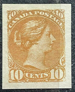 Stamps Canada QV, QUEEN VICTORIA  Essays & Proofs Extremely RARE # 16