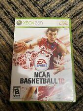 New listing NCAA Basketball 10 (Microsoft Xbox 360, 2009)