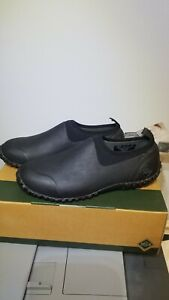 Muck Boots Mens Muckster II Ankle Black Size 10