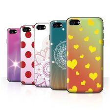 Étuis, housses et coques jaunes iPhone 7 pour téléphone mobile et assistant personnel (PDA)